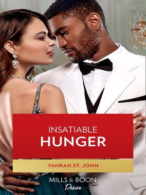 cover image of Insatiable Hunger