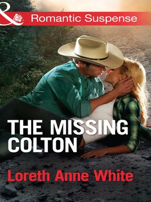 cover image of The Missing Colton