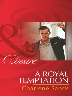 cover image of A Royal Temptation