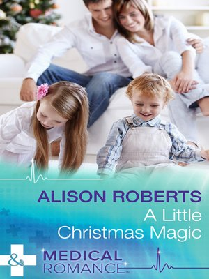 cover image of A Little Christmas Magic