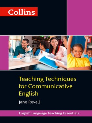 cover image of Collins Teaching Techniques for Communicative English