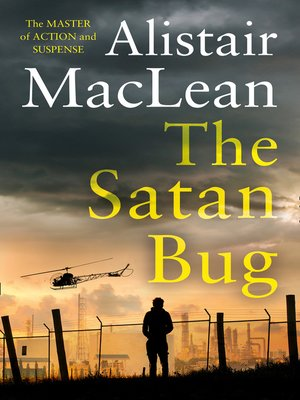 cover image of The Satan Bug