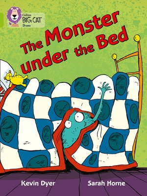 cover image of The Monster Under the Bed