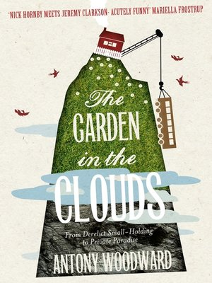 cover image of The Garden in the Clouds