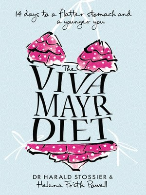 cover image of The Viva Mayr Diet