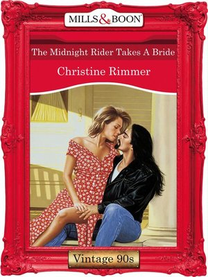 cover image of The Midnight Rider Takes a Bride