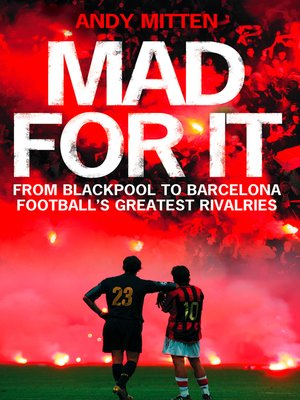 cover image of Mad for it