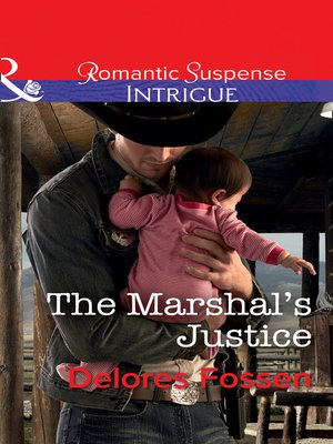cover image of The Marshal's Justice