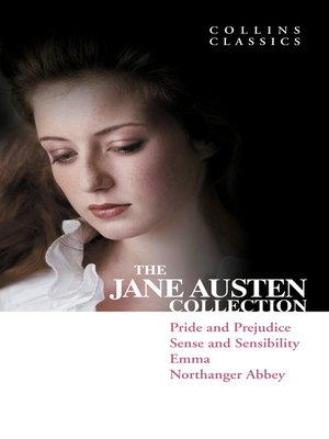 cover image of The Jane Austen Collection