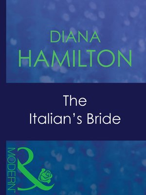 cover image of The Italian's Bride