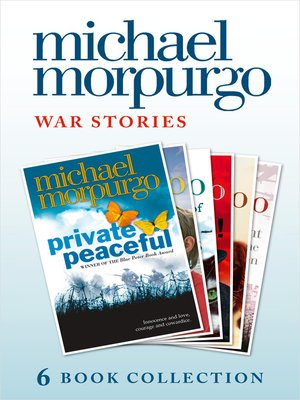 cover image of Morpurgo War Stories (six novels)