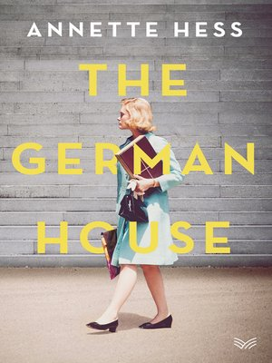 cover image of The German House
