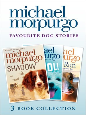 cover image of Favourite Dog Stories
