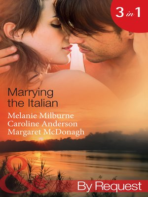 cover image of Marrying the Italian
