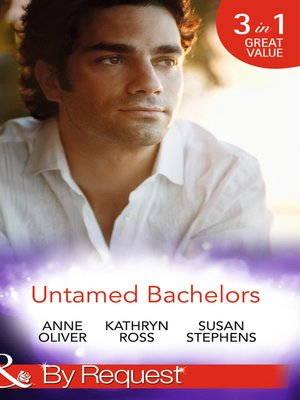 cover image of Untamed Bachelors
