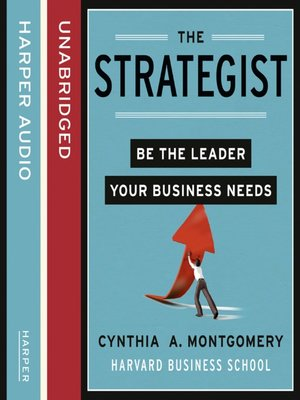 cover image of The Strategist
