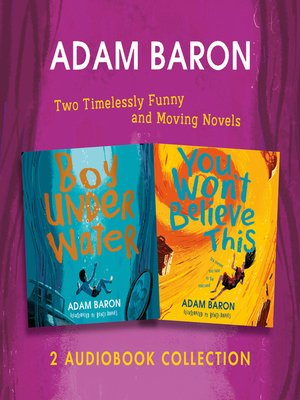 cover image of Adam Baron Audio Collection