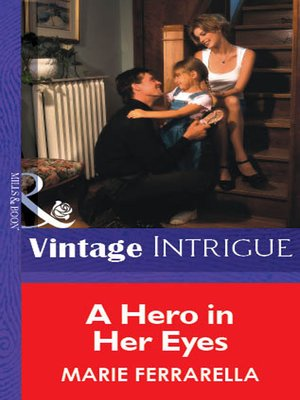 cover image of A Hero In Her Eyes