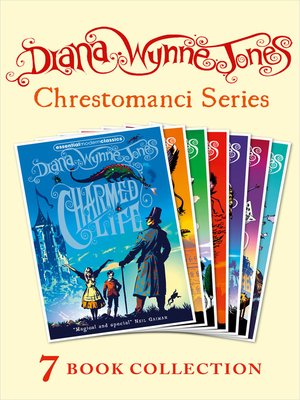 cover image of The Chrestomanci Series