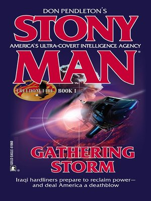 cover image of Gathering Storm