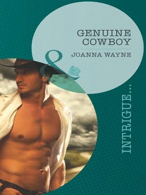 cover image of Genuine Cowboy