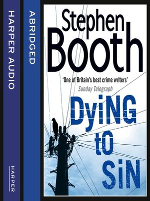 cover image of Dying to Sin