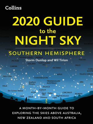 cover image of 2020 Guide to the Night Sky Southern Hemisphere