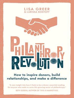 cover image of Philanthropy Revolution