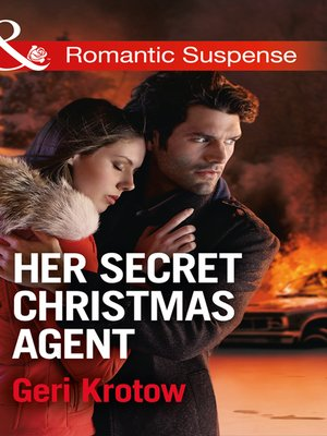 cover image of Her Secret Christmas Agent