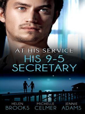 cover image of His 9-5 Secretary