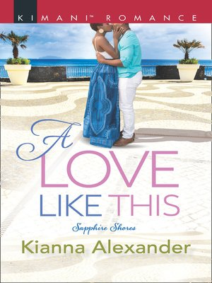 cover image of A Love Like This