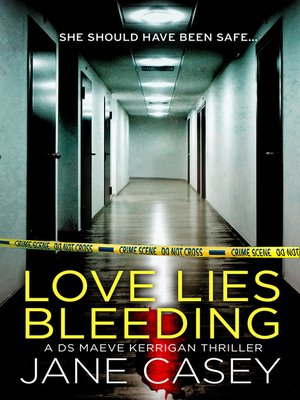 cover image of Love Lies Bleeding