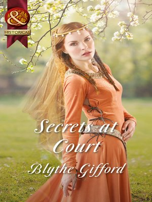 cover image of Secrets at Court