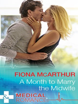 cover image of A Month to Marry the Midwife