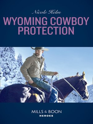 cover image of Wyoming Cowboy Protection