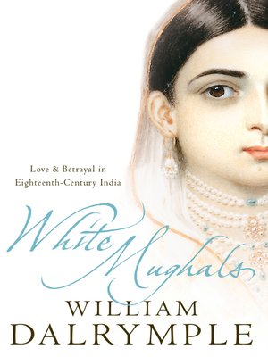 cover image of White Mughals
