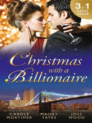 cover image of Christmas with a Billionaire