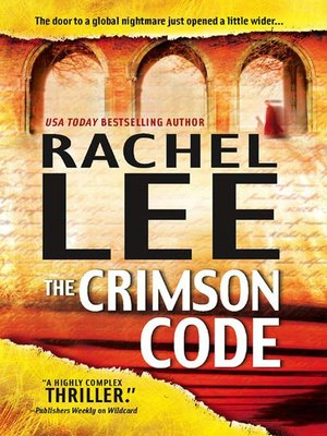 cover image of The Crimson Code