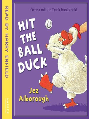 cover image of Hit the Ball, Duck