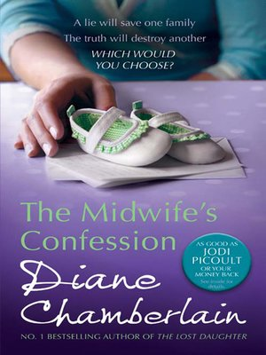 cover image of The Midwife's Confession