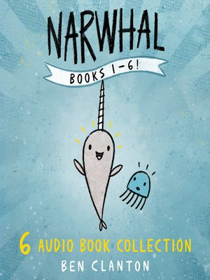 cover image of Narwhal and Jelly Audio Bundle