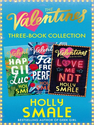 cover image of The Valentines 3-Book Collection