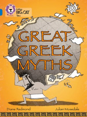 cover image of Great Greek Myths