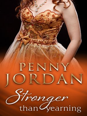 cover image of Stronger Than Yearning