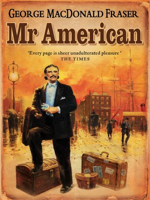 cover image of Mr American