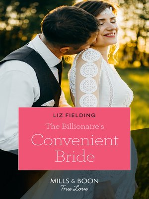 cover image of The Billionaire's Convenient Bride