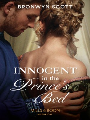 cover image of Innocent In the Prince's Bed