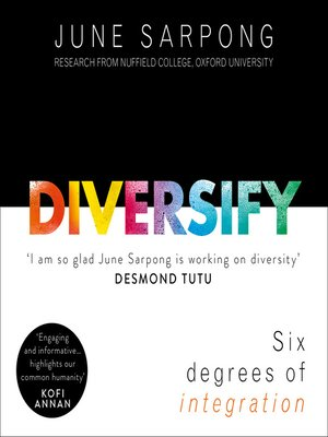 cover image of Diversify