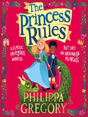 cover image of The Princess Rules