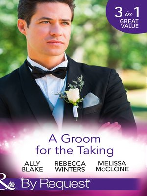cover image of A Groom For the Taking